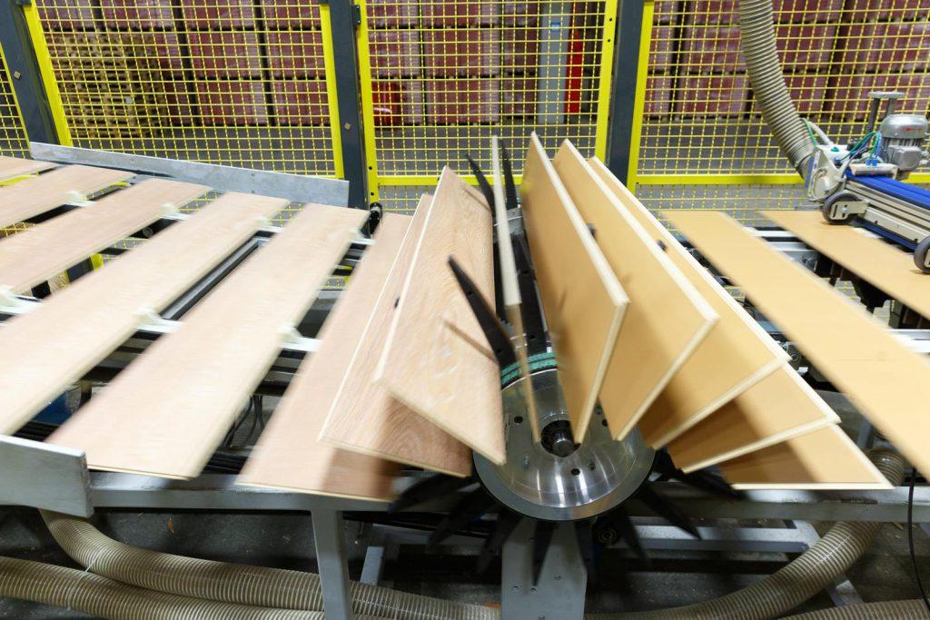 производство и структура ламината