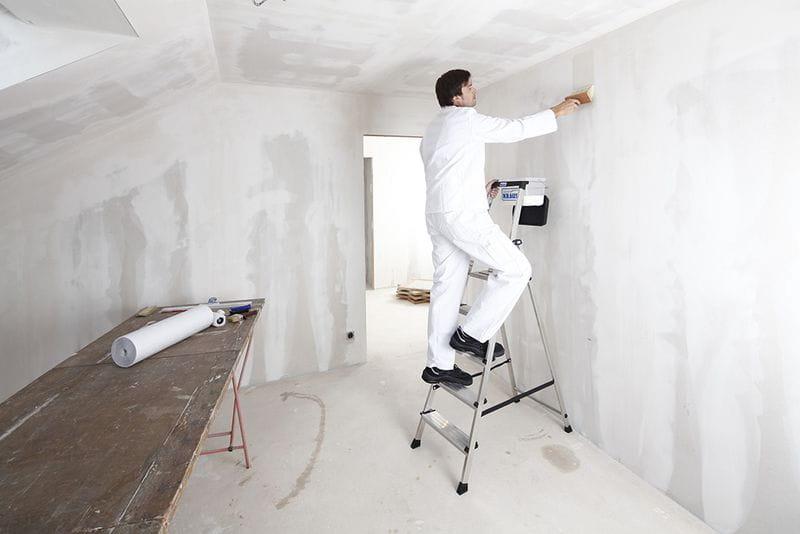 подготовка под покраску