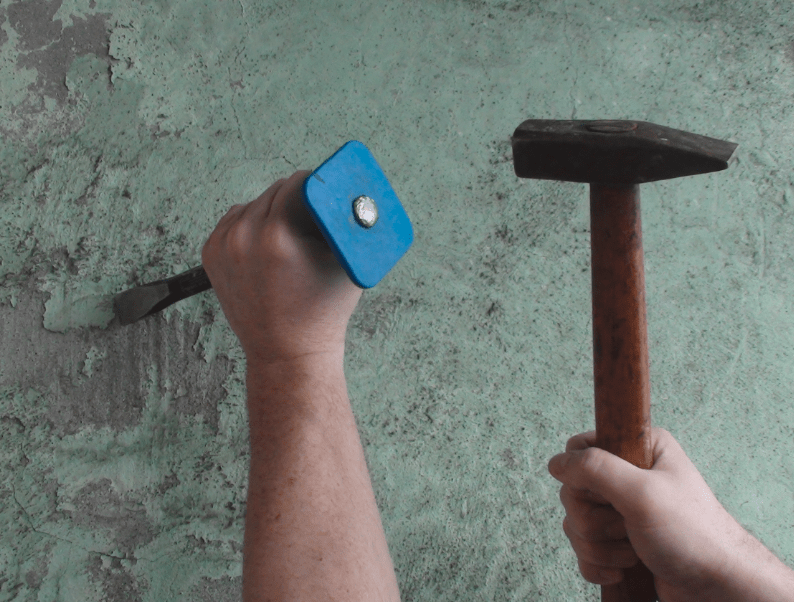 молоток и зубило