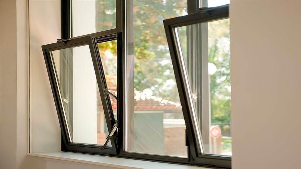 откидные пластиковые окна