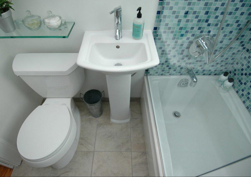 ванна с туалетом
